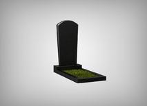 Памятник вертикальный одиночный 100505-2