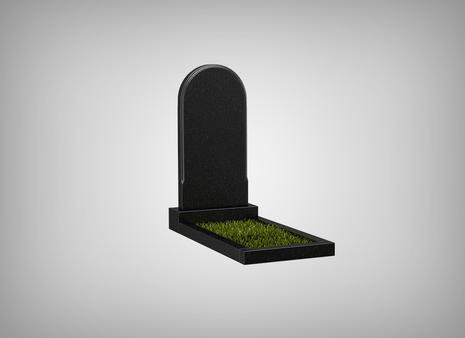 Памятник вертикальный одиночный 100505-6