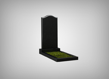 Памятник вертикальный одиночный 100505-7