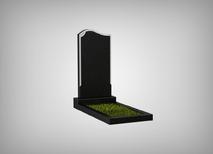 Памятник вертикальный одиночный 100505-8
