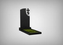 Памятник вертикальный одиночный 100505-11