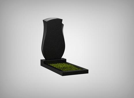 Памятник вертикальный одиночный 100505-13