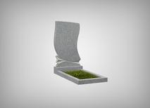 Памятник вертикальный одиночный 100505-16