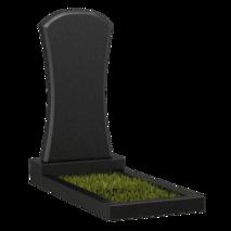 Памятник вертикальный одиночный 100505-58