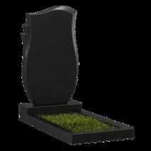 Памятник вертикальный одиночный 100505-39