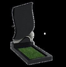 Памятник вертикальный одиночный 100505-27