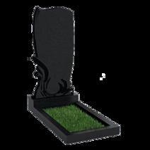 Памятник вертикальный одиночный 120505-29