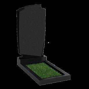 Памятник вертикальный одиночный 100505-31