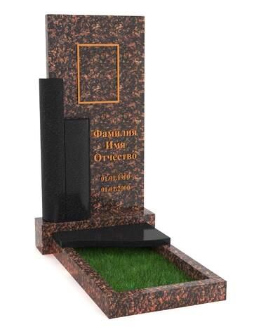 Комбинированный памятник ком-12