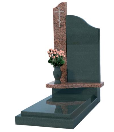 Комбинированный памятник ком-06
