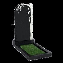 Памятник вертикальный одиночный 120605-40