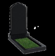 Памятник вертикальный одиночный 100505-43