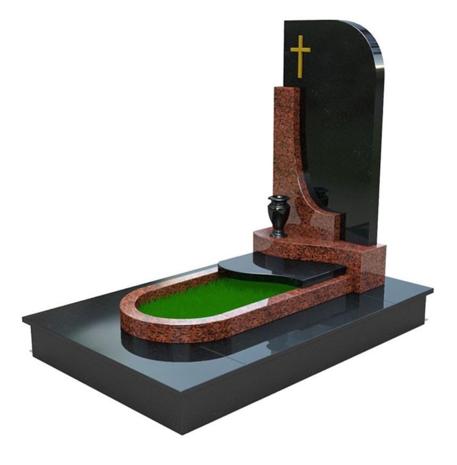 Комбинированный памятник ком-01