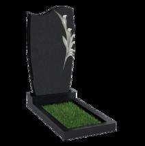 Памятник вертикальный одиночный 100505-57